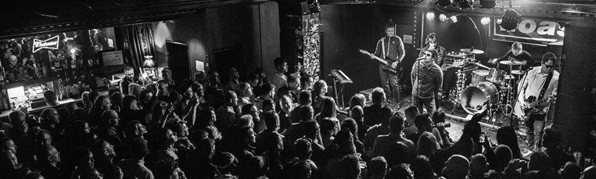 Noasis - an Oasis Tribute